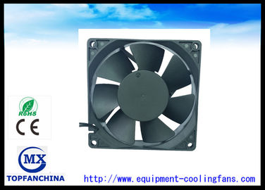 AC 9225 Explosion Proof Exhaust Fan / Metal High Speed  Brushless Cooling Fans 92mm X 92mm X 25 mm