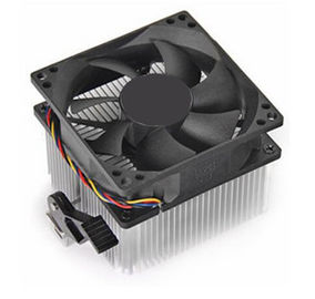 92x92x25MM CPU high temperature 12v / 24v / 48v dc air cooler