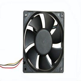 Powerful Portable Ventilation Fans DC 12V 24V 48V 4000RPM 120mm Pwm Case Axial Cooling